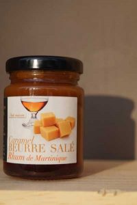 Caramel-beurre-sale-rhum-de-Martinique