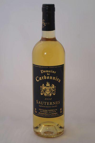 vin-sauternes-domaine-de-carbonnieu2013