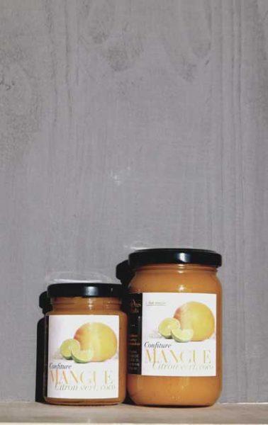 confitures-mangue-coco-citron-vert