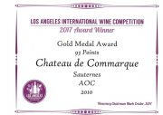 gold-medal-chateau-de-commarque-la