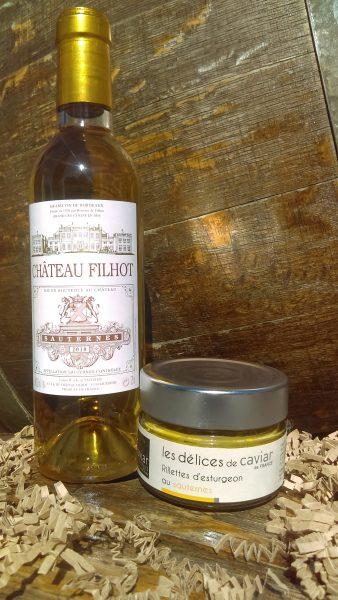 cadeau-sauternes-moins-de-trente-euros-filhot-2010-rillette-esturgeon-au-sauternes-e1507819010409.jpg